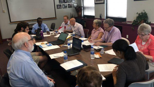 Kentucky Criminal Justice Forum Meeting